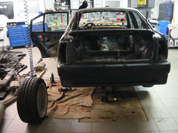 Lotus Omega Evo 500 C30SE C40SE 24V DTM Omega Senator B Opel